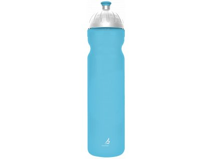 FreeWater plastová lahev 1,0l Logo malé modrá