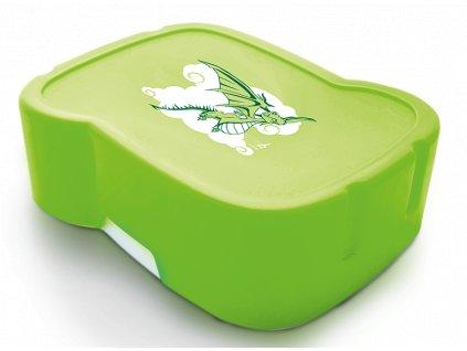 FreeWater plastový box na svačinu Drak