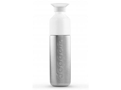 DOPPER nerezová lahev Solid Steel 490 ml