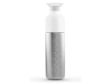 DOPPER nerezová lahev Solid Steel 490 ml