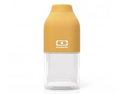 Monbento lahev na pití Positive S Moutarde 0,33l 1