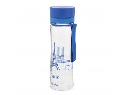 Plastová láhev na vodu Aladdin s motivem Paříže 1