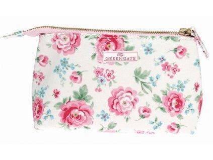 Green Gate kosmetická taška Meryl white S 1