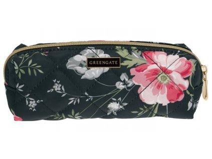 Green Gate kosmetická taška Meadow Black malá 1