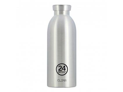24Bottles nerezová termolahev Clima Bottle Steel 500 ml 1