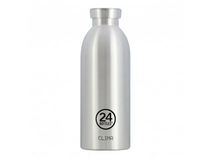 24Bottles nerezová termolahev Clima Bottle Steel 500 ml 1