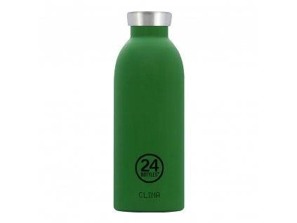 24Bottles nerezová termolahev Clima Bottle Jungle Green 500 ml 1