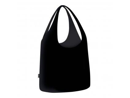 ECOZZ skládací nákupní taška Little Big Bag Black 1