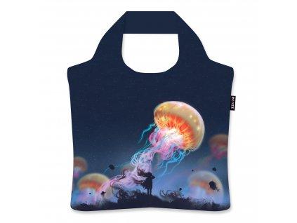 ECOZZ skládací nákupní taška Dreams by Tithi Luadthong 1