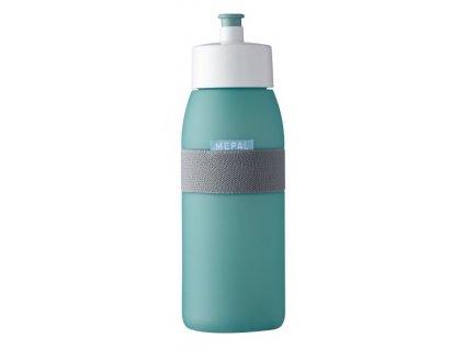 Mepal lahev na pití Sports bottle Ellipse 500 ml nordic green