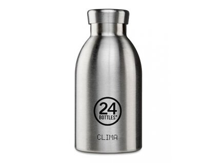 24Bottles - termolahev Clima Bottle Steel 330 ml 1