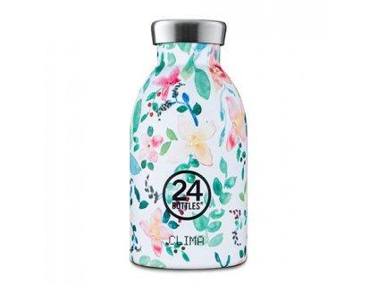 24Bottles - termolahev Clima Bottle Little Buds 330 ml 1