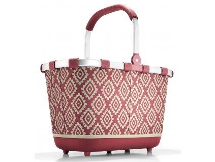 Reisenthel - nákupní košík Carrybag 2 diamonds rouge
