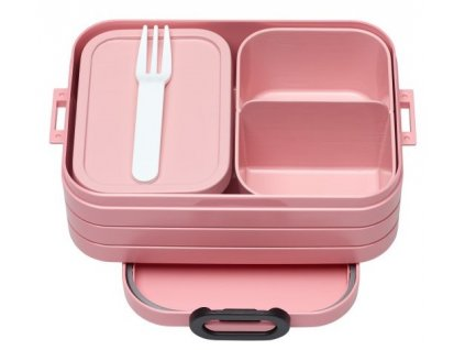 Mepal svačinový box Bento lunch box nordic pink