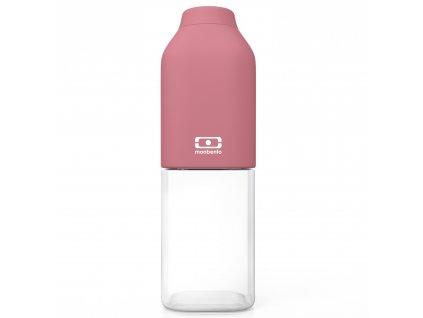 Monbento lahev na pití Positive M Blush 0,5l