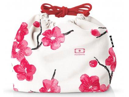 Monbento sáček na svačinový box MB Pochette Blossom