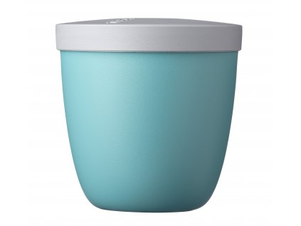 Mepal svačinový box Snack pot Ellipse 500 ml nordic green