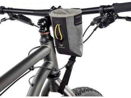 Apidura cyklistická kapsička na řidítka na pití a jídlo 1