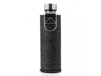 Skleněná láhev EQUA Mismatch Silver 750 ml 1