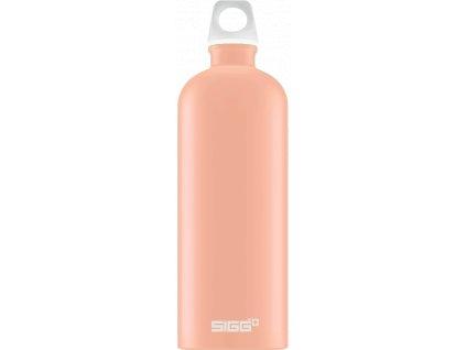 Lahev SIGG Lucid Shy Pink 1l