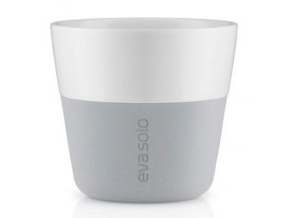Eva Solo designový hrnek na kávu lungo 2 ks šedý - 1
