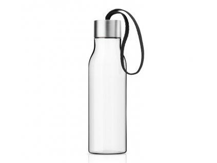 Eva Solo designová láhev na pití s černým poutkem 500 ml - 1