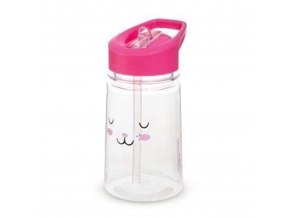 Praktická láhev na vodu pro malé školáky 1