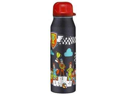 termoska pro děti Alfi - závodní auta
