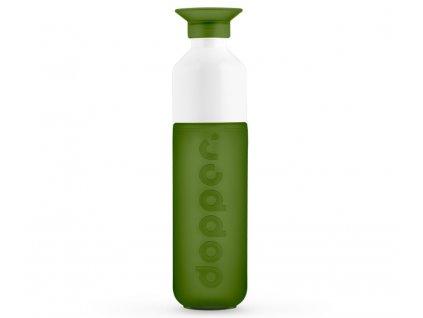 zelená láhev Dopper