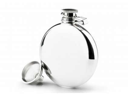 Odolná nerezová butylka GSI Trad Flask 148 ml