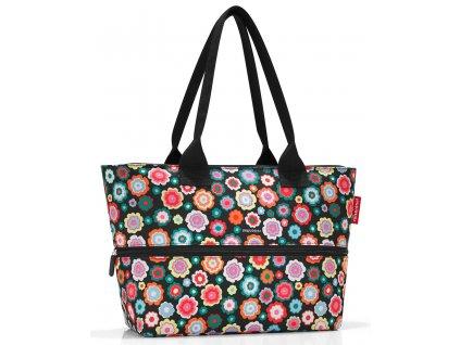 Reisenthel rozkládaní nákupní taška Shopper e1 happy flowers 1