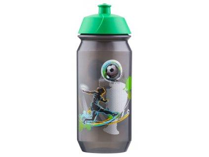 Baagl plastová láhev Fotbal 500 ml