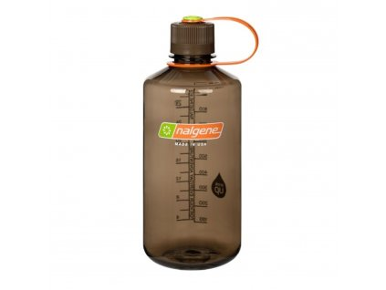 NALGENE - láhev na pití Narrow Mouth 1000 ml Woodsman