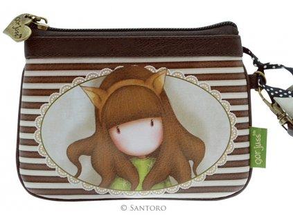 SANTORO - malá peněženka THE FOX