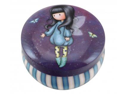 SANTORO - dekorativní krabička Bubble Fairy
