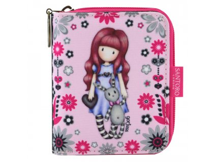 SANTORO LONDON mini peněženka Gorjuss Fiesta My Gift To You