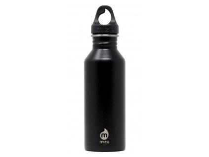 černá láhev na vodu MIZU
