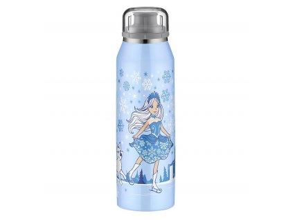 Alfi inteligentní termoska pro slečny a holky new Princess blue 500 ml 1