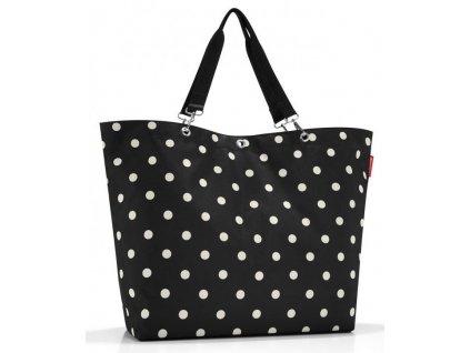 Reisenthel taška na pláž nebo velký nákup Shopper XL mixed dots 1