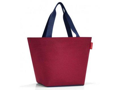 Reisenthel nákupní taška nebo kabelka Shopper M dark ruby 1