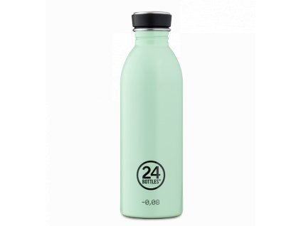 24Bottles nerezová láhev na vodu Urban Bottle 500 ml aqua green 1