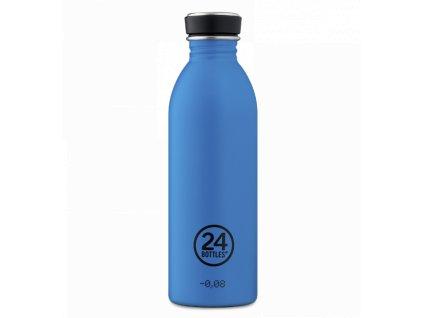24Bottles designová nerezová láhev na vodu Urban Bottle 500 ml pacific beach 1