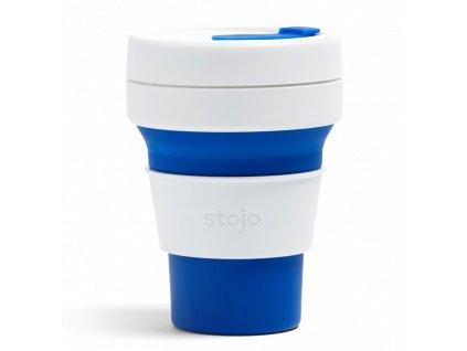 Stojo skládací kelímek Pocket 355 ml blue 1