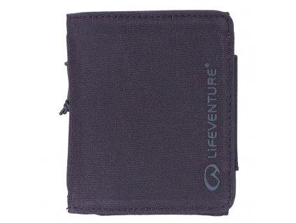 Lifeventure bezpečná outdoorová peněženka RFiD Wallet navy 1