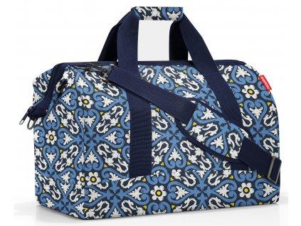 Reisenthel prostorná cestovní taška Allrounder L floral 11