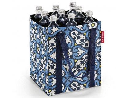 Reisenthel taška na lahve Bottlebag floral 1