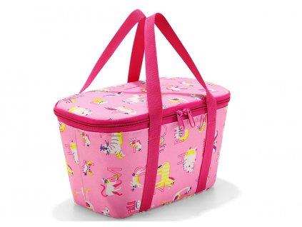 Reisenthel dětská chladící termotaška COOLERBAG XS abc friends pink 1