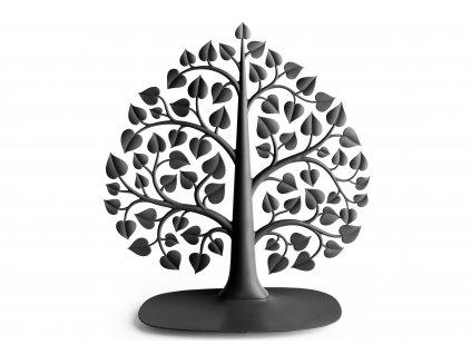 Qualy stojánek na šperky Bodhi Accessories Tree černý 1