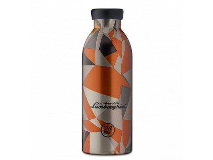 24Bottles nerezová termoláhev Clima Bottle AUTOMOBILI LAMBORGHINI o objemu 500 ml 1