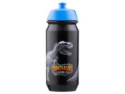 Baagl plastová láhev pro děti Dinosauři 500 ml 1